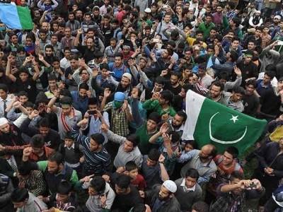 Kashmir Pakistani Flag
