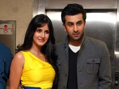 Katrina And Ranbir