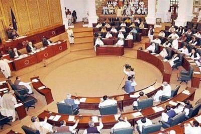 Khyber Pakhtunkhwa Assembly