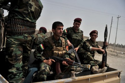 Kurds Fighters