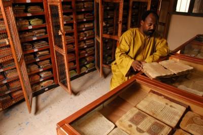 Malian Librarian