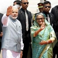 Modi And Haseena
