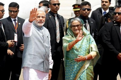 Modi And Haseena
