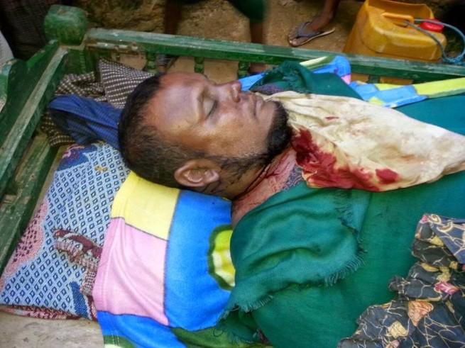 Molvi Hussein Ahmed s/o Zahir Ahmed (Age 42)