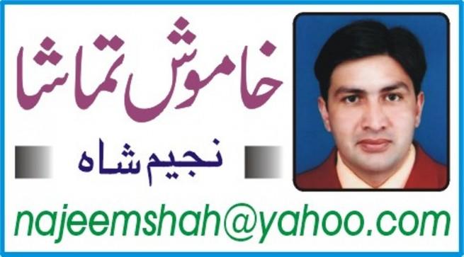 Najeem Shah Logo