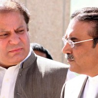 Nawaz Sharif And Zardari