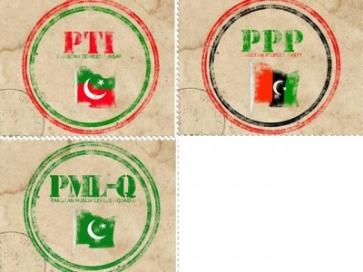 PTI  PPP and PML-Q