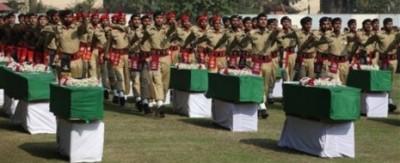 Pak Army Shaheed