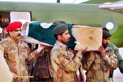 Pak Army Soldier Shaheed