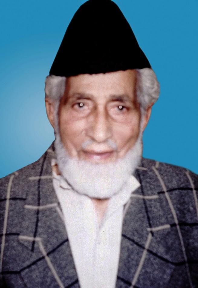 Pir Farooq Shah Sahib