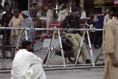 Police Check Post
