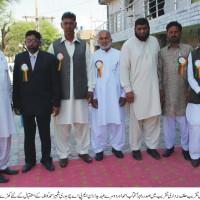 Press Club Galyanh Swearing Group Photos