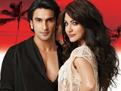 Ranbir Singh and Anushka Sharma