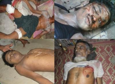 Rohingya Muslims Shaheeds