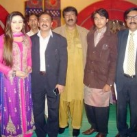 Saifuddin,Moon Pervaiz with Friends