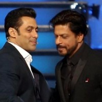 Salman Khan and Sharukh Khan
