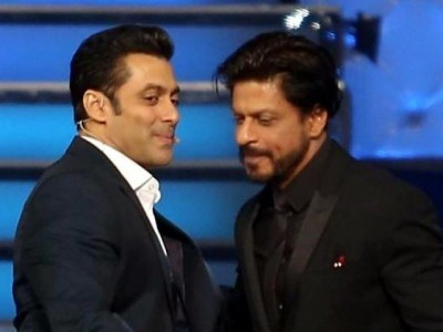 Salman Khan and Sharukh Khan