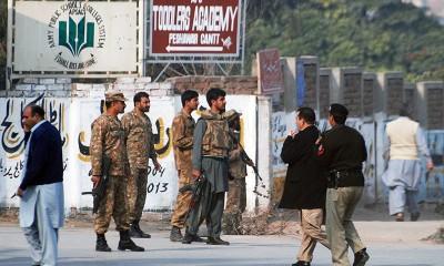 Security  Army Public School