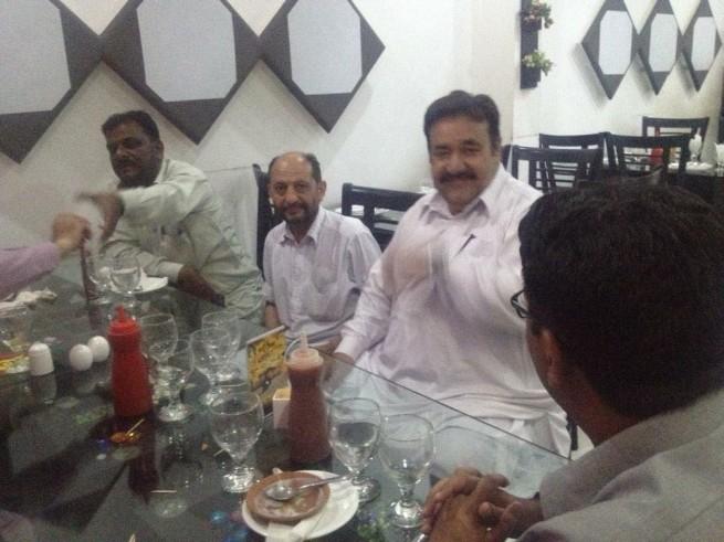 Shuja Rehman Mir,Ishtiaq Malik,Anwar Sheikh