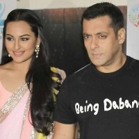 Sonakshi and Salman Khan