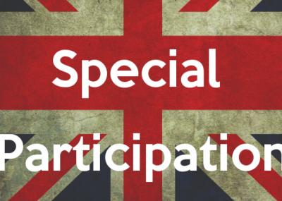 Special Participation