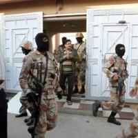 Sunni Tehreek Office Raids