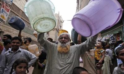 Water Crisis Karachi