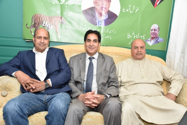 Youm E Takbeer - Paris - PMLN France (69)