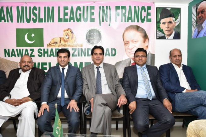 Youm E Takbeer - Paris - PMLN France (63)