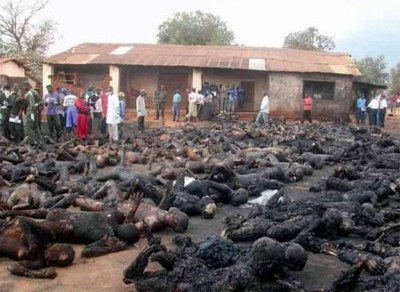 killing Muslims in Burma
