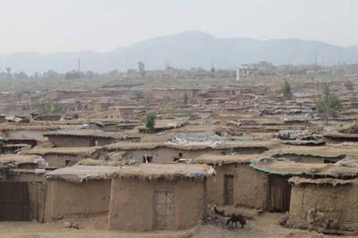 Afghanistan Slum