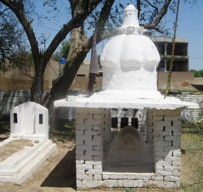 Allama Muhammad Shah Kot Jharana
