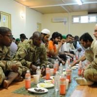 American Muslims Iftar