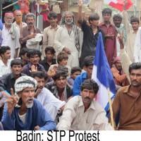 Badin STP Protest