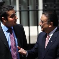 Bilawal And Zardari