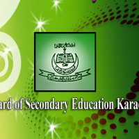 Board of Secondary Education karachi