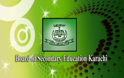 Board of Secondary Education karachi