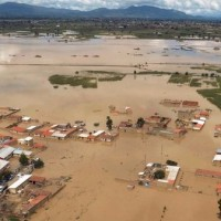Bolivia Flood