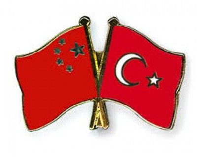 China and  Turkey