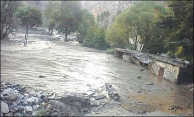 Chitral Floods