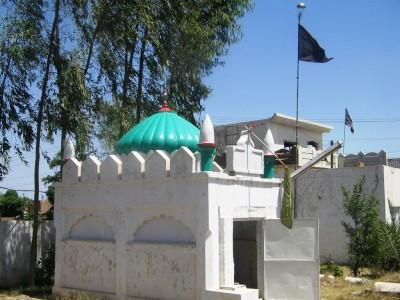 Darbar Jeewan Shah. Bagga pump, Ahla