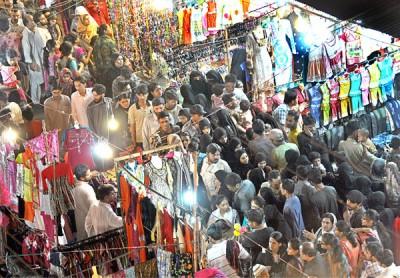 Eid Shaping Rush