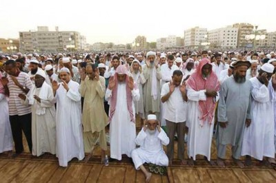 Eid al-Fitr Prayer