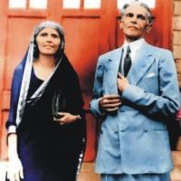 Fatima Jinnah and Mohammad Ali Jinnah