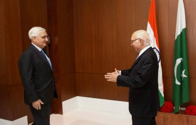 Foreign Minister India And Pakistan