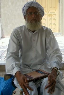 Gaddi Nasheen Syed Murad Ali Shah.