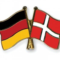 Germany and Denmark