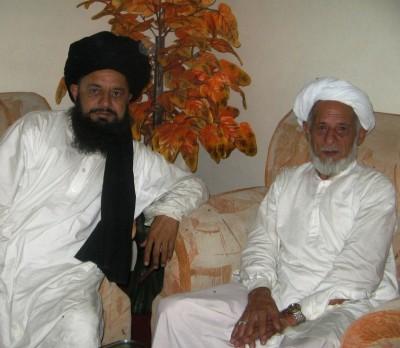 Ghulam Haedar Ali Shah & Aslam Shah sahib.
