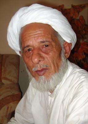 Ghulam Haedar Ali Shah sahib.