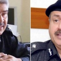Ghulam Qadir Thebo And Ghulam Haidar Jamali